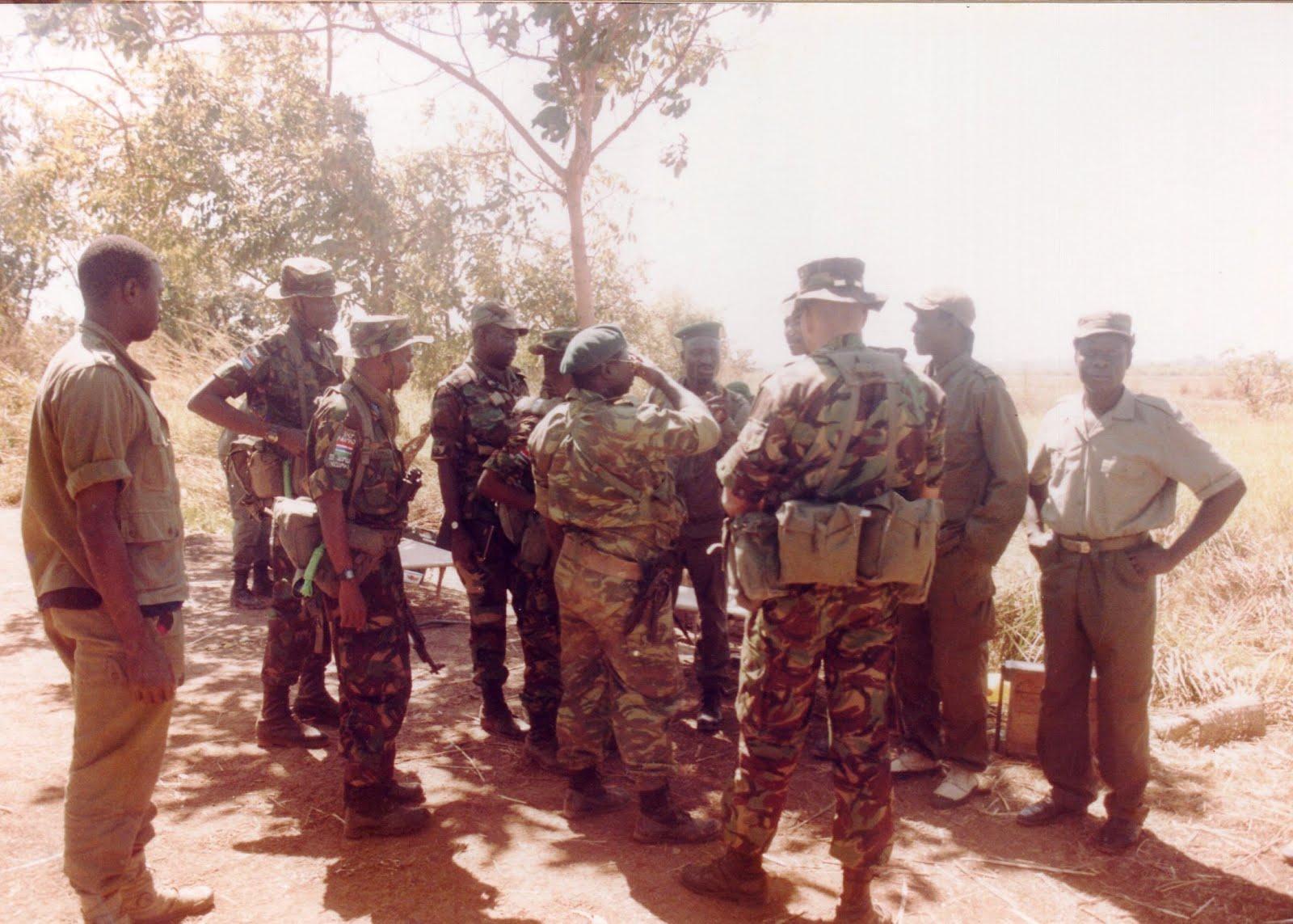 Guinea Bissau 1998