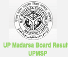 UP Madarsa Board Result