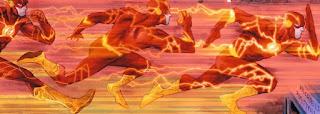 DC Saga #3:  Flash court partout pour retrouver son ami Manuel Lago