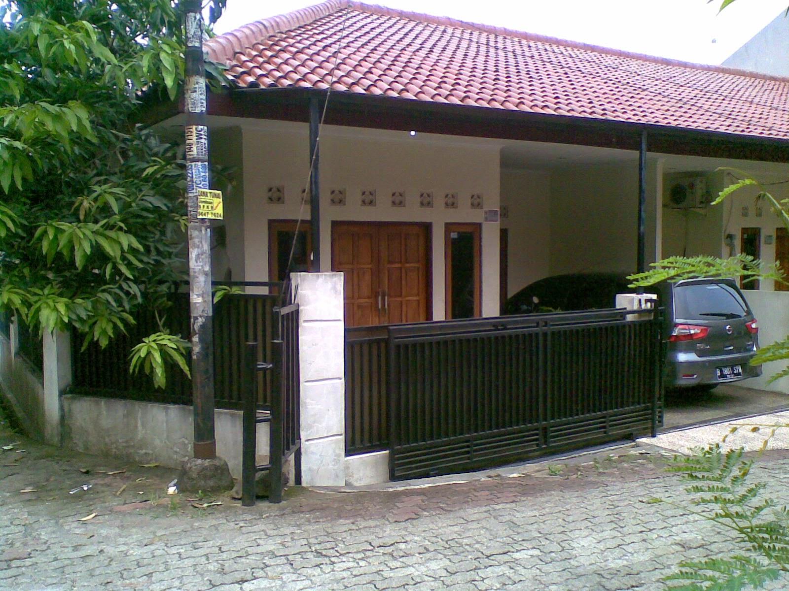 Sekretariat Koperasi (Rumah Ketua Koperasi) :