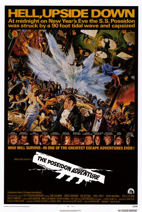 the poseidon adventure 1972 full movie free streaming