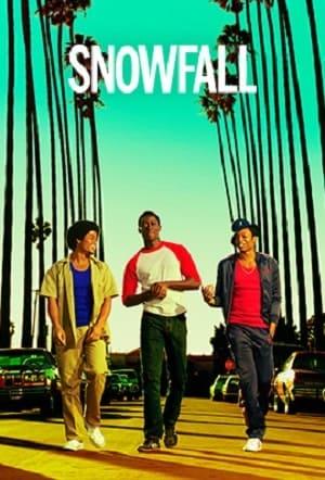 Snowfall - 1ª Temporada Torrent torrent download capa