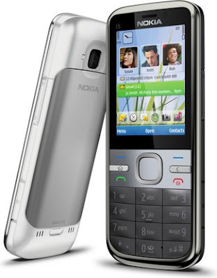 new Nokia C5-00