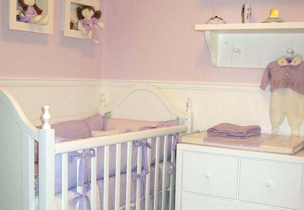 Soluc?es Para Quarto De Bebe Pequeno ~   d?o dicas de como decorar Quartos Pequenos com Ber?os de Beb?