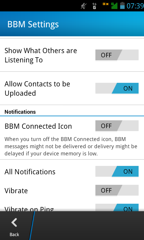 icon BBM android