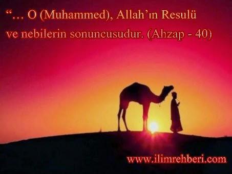 Hz Muhammed (sav)'in güvenirliği