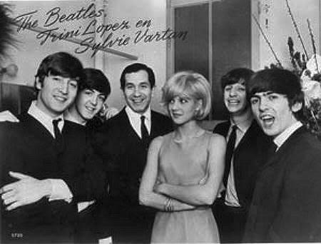 Meet The Beatles For Real Who Was That Lucky French Girl