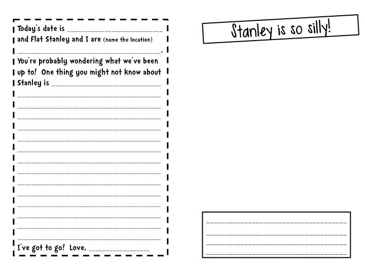 stellar 2nd grade sweethearts flat stanley s travel journal