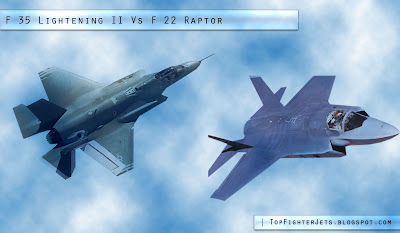 F 35 vs F 22