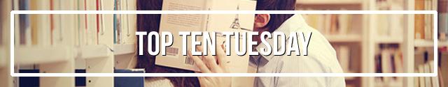 Top Ten Tuesday #2: Portadas que me gustaría poder rediseñar