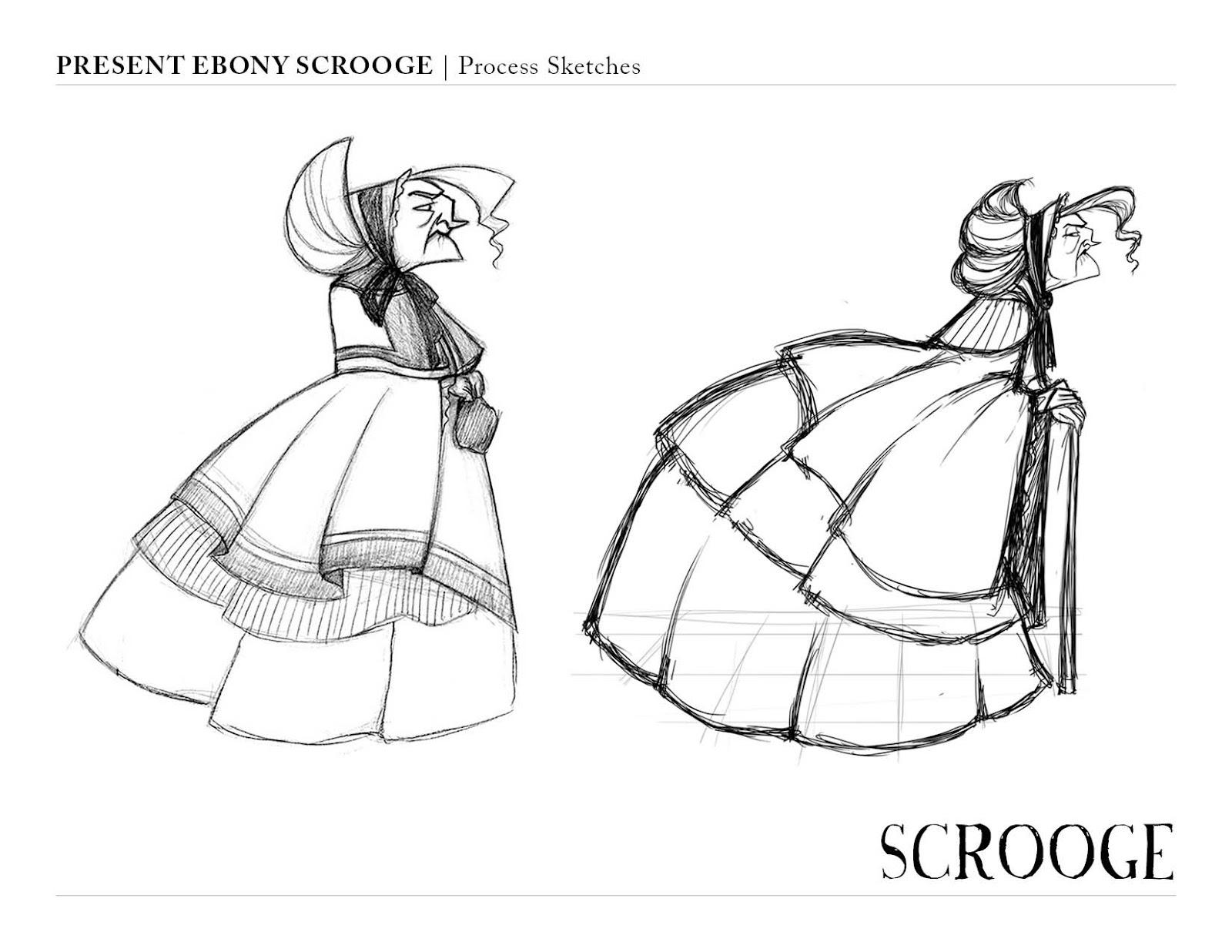 Fundamentals Of Character Design Class With David Colman : Elora s sketchcan scrooge final for david colman