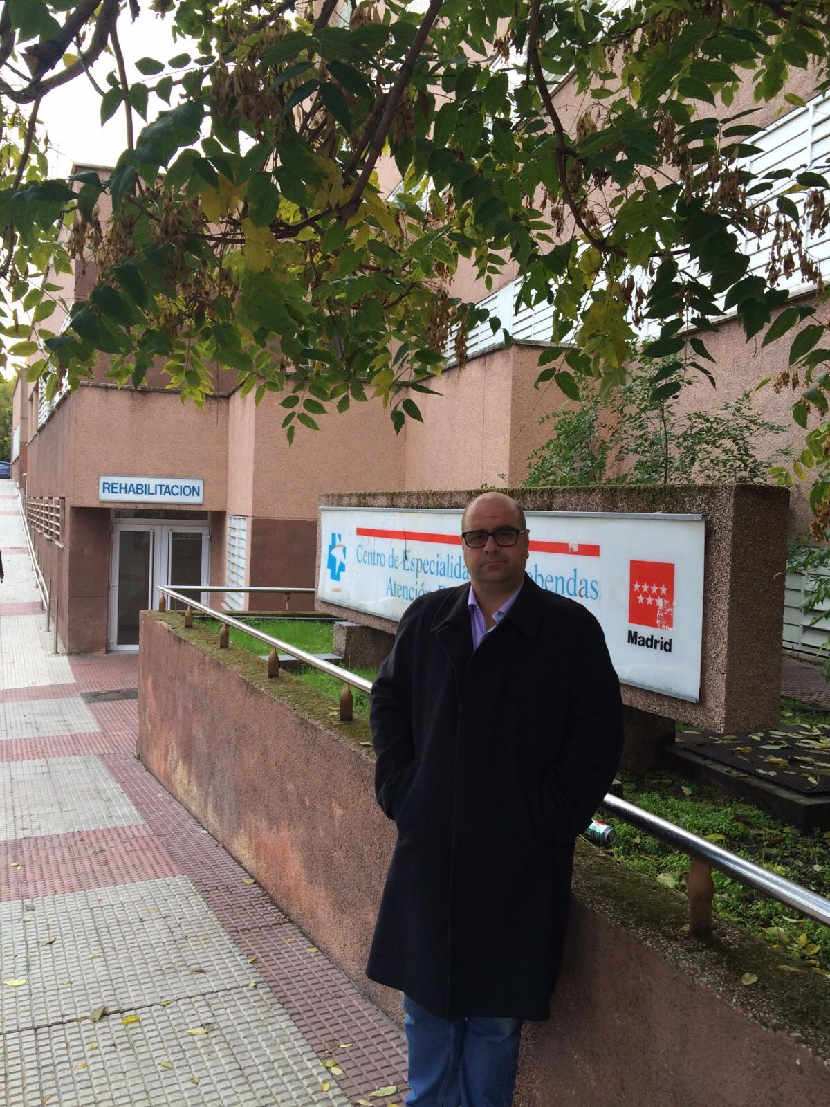 Centro de Especialidades Blas de Otero