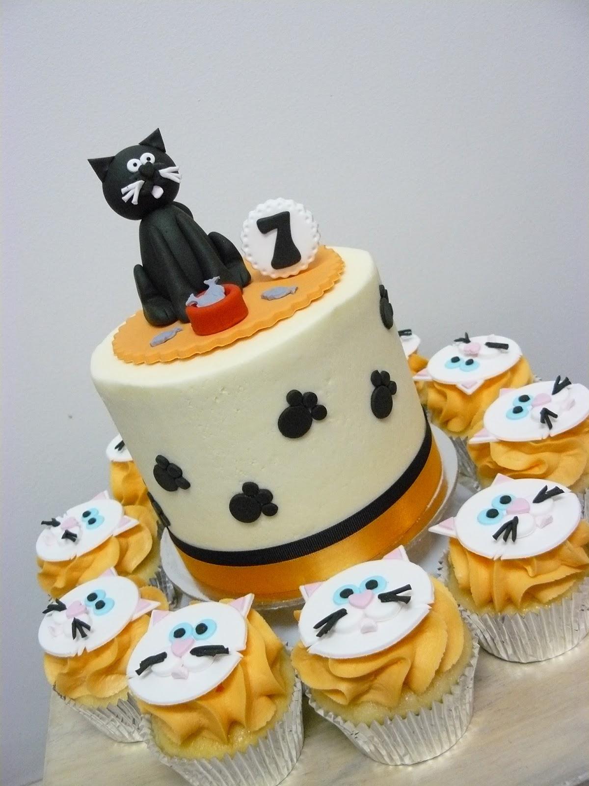 Торт для детей фото котик