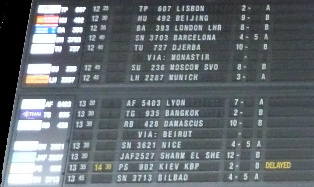 keflavík airport departures