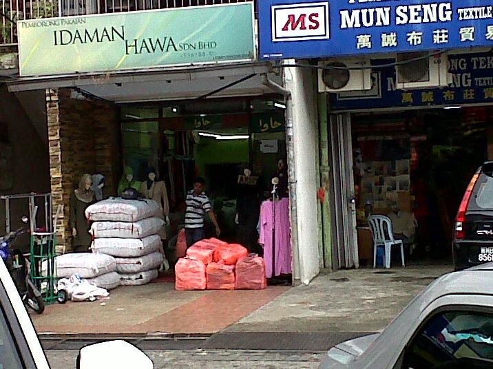 Pusat Borong Jalan Kenanga