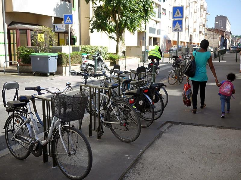 mobilité active à Toulouse (vélo, piéton)
