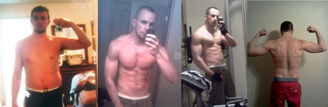Russian bear results for me with p90x
