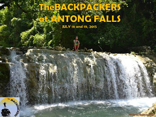 THIS MONTH: The BPs at ANTONG FALLS