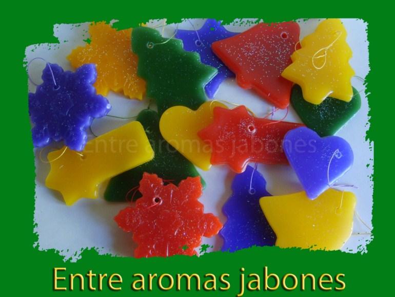 Baños Arabes Palomares Del Rio:Entre aromas jabones: Adornos para el árbol de navidad