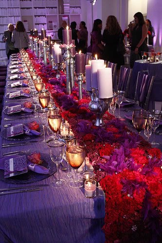 Memorable Milestones COLOR INSPIRATION Purple Amp Red