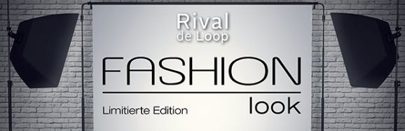 Rival de Loop Limited Edition Fashion Look