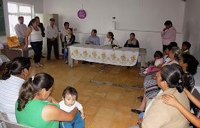 Mediante cursos de autoempleo, Mariana Yorio apoya a mujeres que mantienen sus hogares