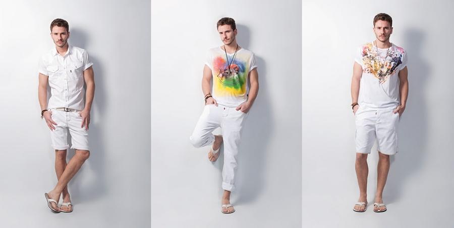 Modelos de roupas brancas para usar no réveillon 2015