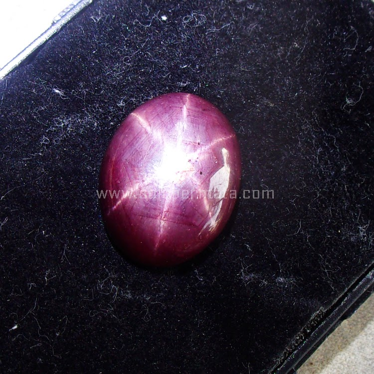 Batu Permata Ruby Star Jumbo - SP557