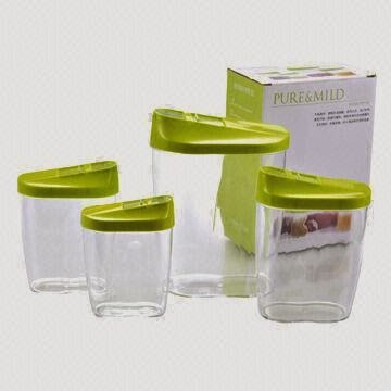 Food Plastic Storage Containers