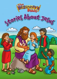 book review of The Beginners Bible Stories About Jesus by Kelly Pulley (Zondervan) by papaertapepins