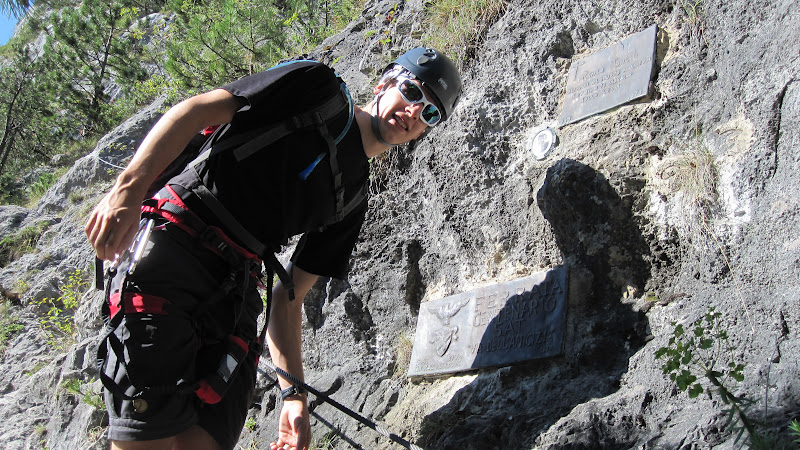 Klettersteig Riva Del Garda : Gardasee klettersteig at reisen