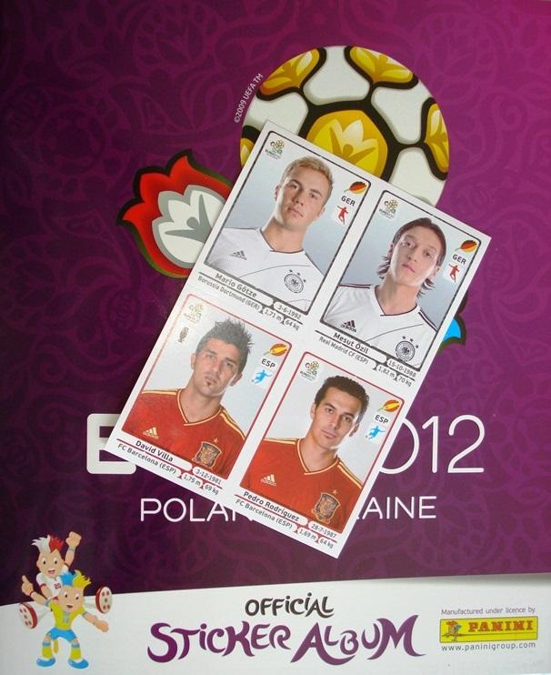 República Checa Nº 136 Panini euro 2012-Mascota Oficial