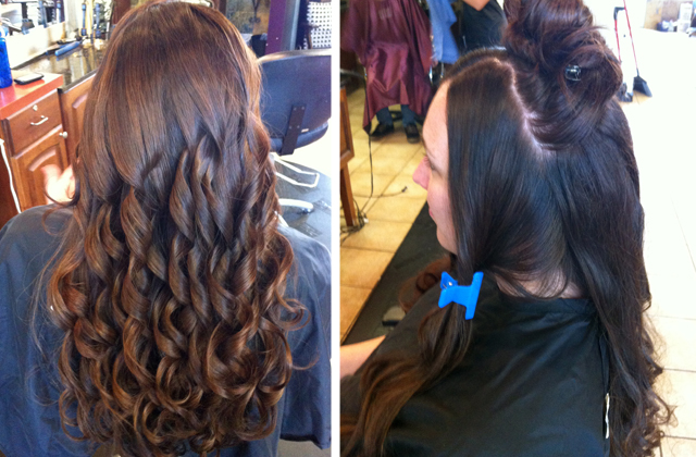 Hair And Make Up By Steph How To Kate Middleton Updo