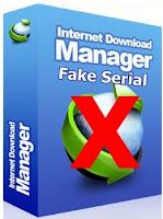 Mengatasi IDM Yang Bermasalah Atau Fake Serial Number