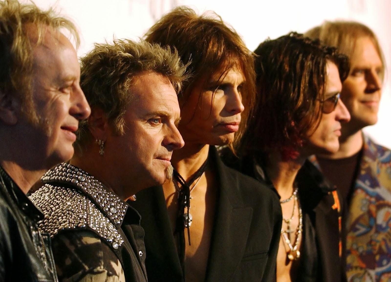 Profil dan Biografi Lengkap Aerosmith