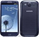 Samsung Galaxy S III vs balckberry Porsche P'9981