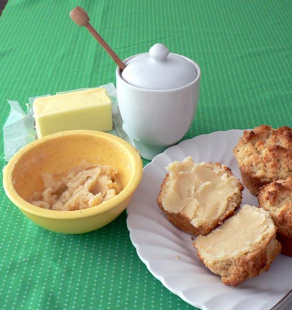Vanilla Bean Honey Butter - Bless This Mess