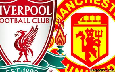 Jadwal Bola Malam: Live Stream Liverpool vs MU