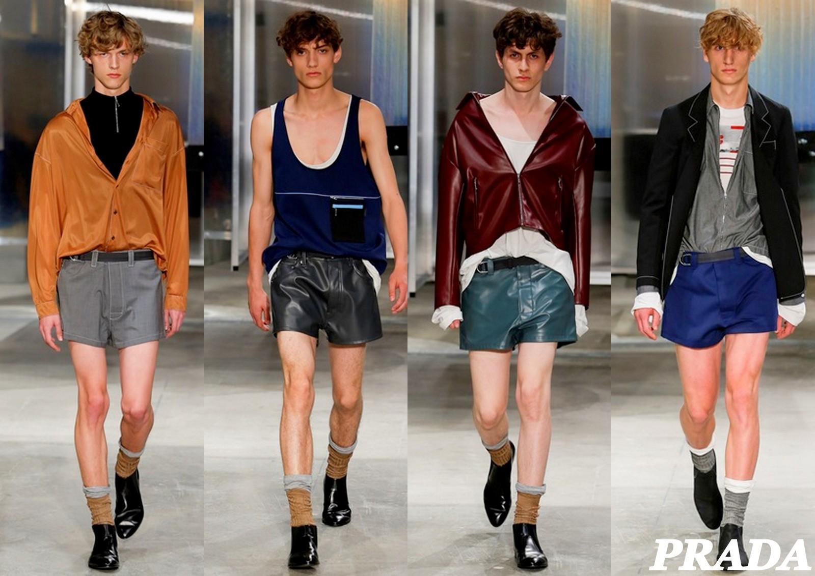 Prada , ss16 , Milan Fashion Week