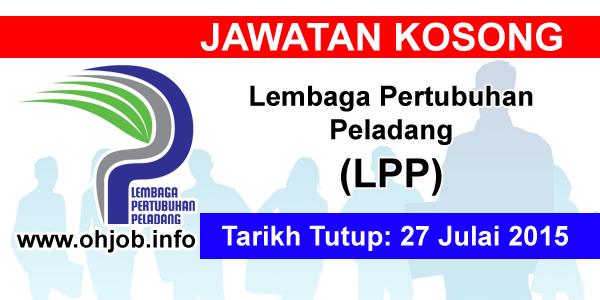Jawatan Kerja Kosong Lembaga Pertubuhan Peladang (LPP) logo www.ohjob.info julai 2015