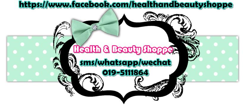 Perkongsian ILMU menjadi IBU dan Tips Kesihatan Kecantikan @Health & Beauty Shoppe