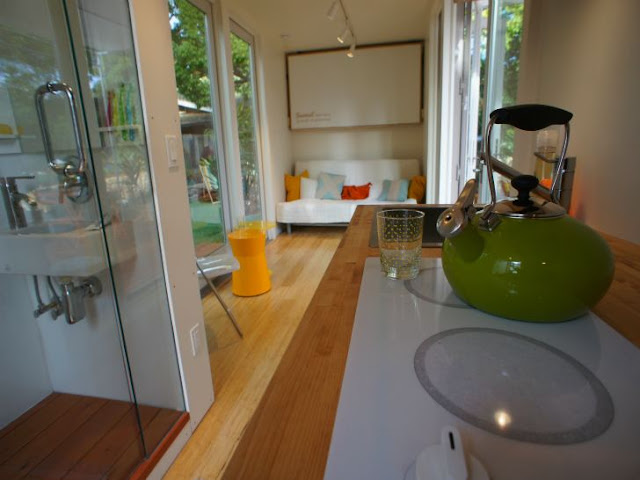 Einrichten im Wohncontainer: Praktikable Wohnlösung