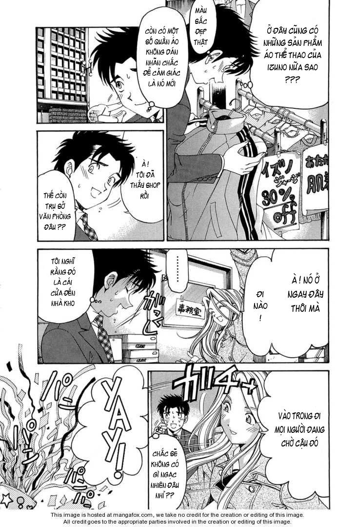 Truyện tranh Virgin na Kankei R (Phần 2) chap 2 trang 12