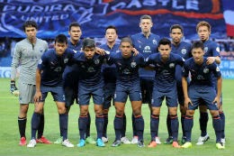 Buriram United The best Team of Thailand