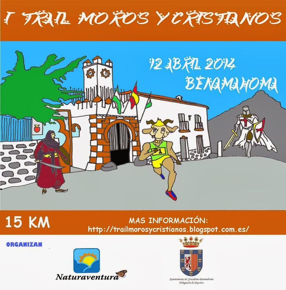 I Trail Moros y Cristianos el 12 de abril