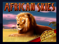 African Skies Video Slot Game