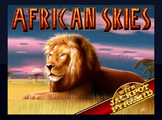 African Skies Slots Game