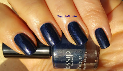 Glossip n.44 Blue Storm