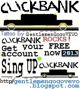 Sign Up CLICKBANK FREE account