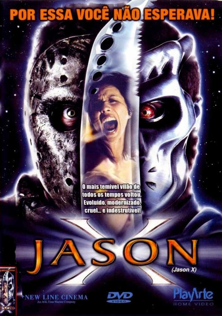 Jason X – Dublado (2001)